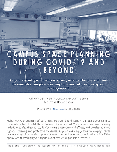 Campus Space Planning during COVID19 and Beyond_Page_1