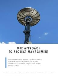 SHG Project Management White Paper 2019 07 cover page